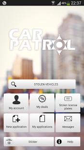 Anti Thieft Car Patrol - náhled