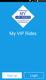 My VIP Rides- screenshot thumbnail