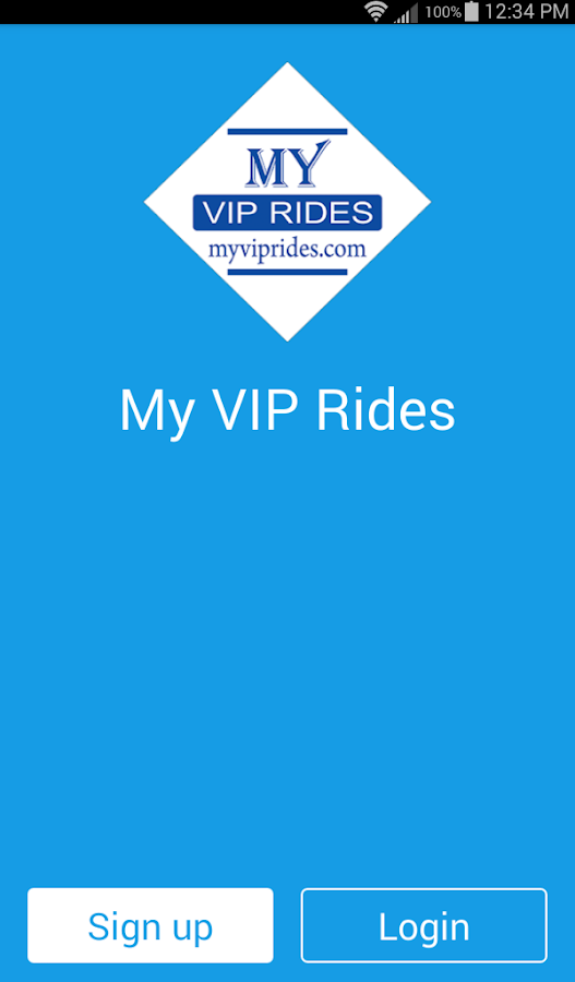 My VIP Rides- screenshot