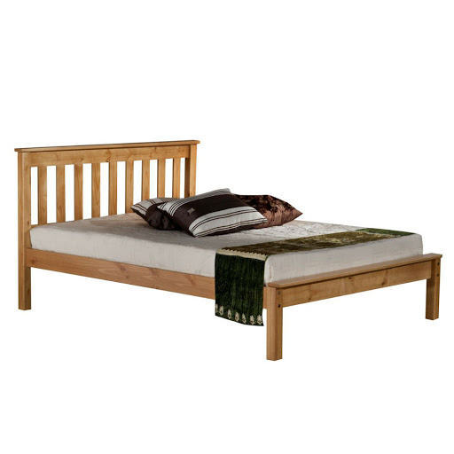 Birlea Denver Pine Bed Frame Double