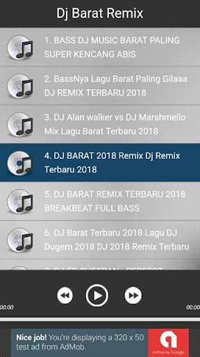 Dj Remix Barat 1.0.1 screenshots 3