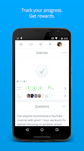 Coach.me - Instant Coaching – Miniaturansicht des Screenshots