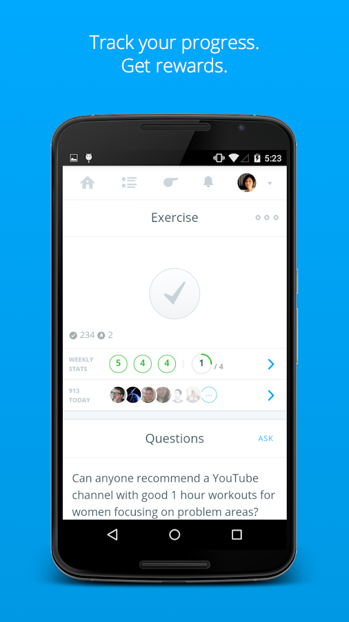 Coach.me - Instant Coaching – Screenshot