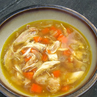 Get Well Soon Chicken Soup.