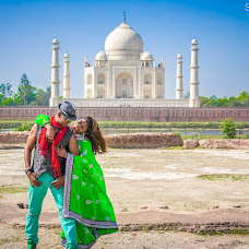 Wedding photographer Pushpendra Gautam (simplypush). Photo of 01.11.2017