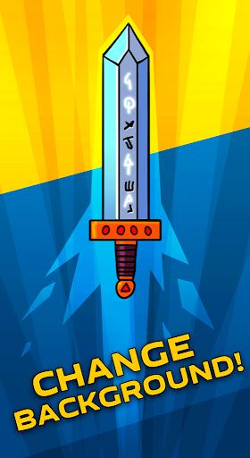 Food Cut - jeu de couteau  captures d'écran 1