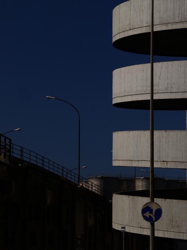 Linee al tramonto di Gian Luigi