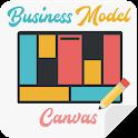 Business Model Canvas BMC icon
