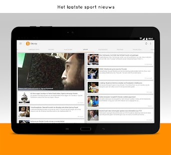 Skoep Nieuws- screenshot thumbnail