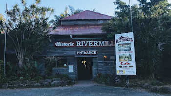 Historic rivermill