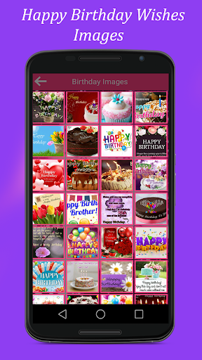 Happy Birthday Status - Wishes Images,GIF  screenshots 2
