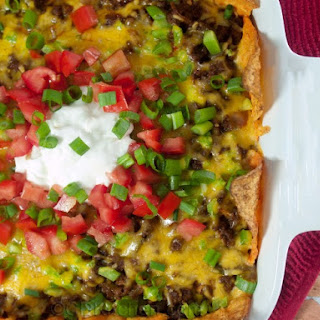 Mexican Nacho Casserole Recipe