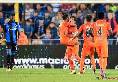 Club Brugge speelde in de voorronde van de Champions League 3-3 gelijk tegen Basaksehir