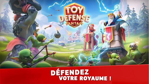 Toy Defense Fantasy - TD Strategy Game  captures d'u00e9cran 10