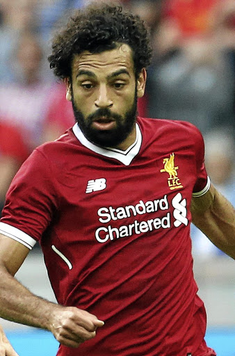 Mohamed Salah. Picture: TF-IMAGES VIA GETTY IMAGES