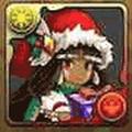 クリスマスジーニャ