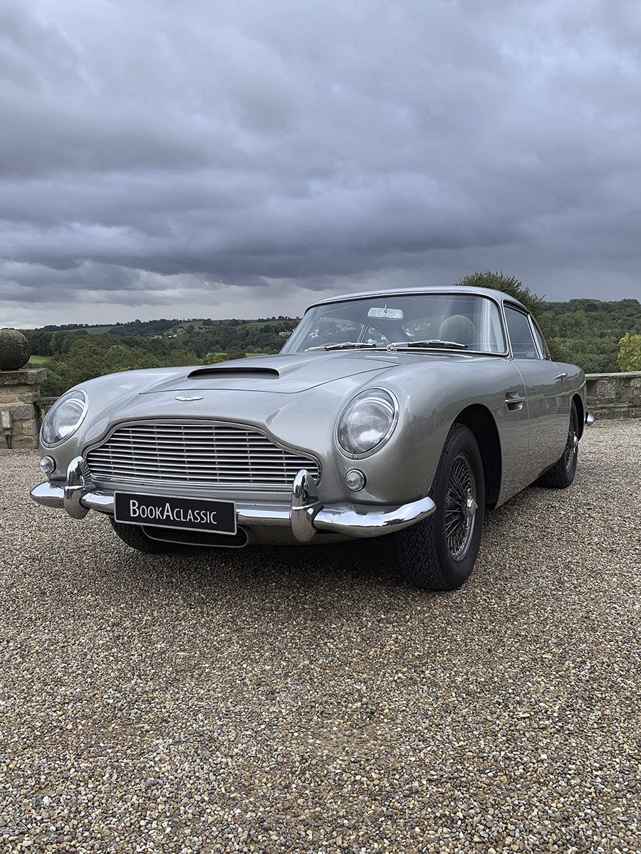 Aston Martin Db5 Hire Essex