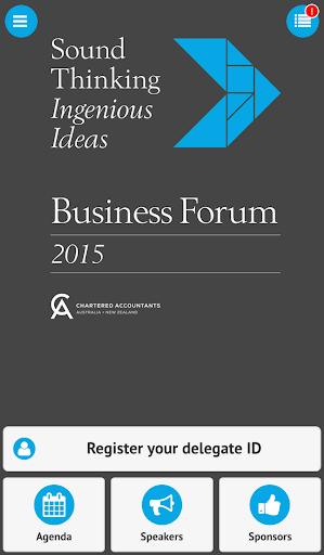 Business Forum - Sydney