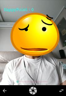 Happy Face (Mirror App) - náhled