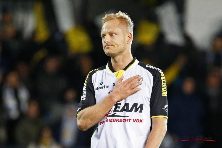 Olivier Deschacht devrait quitter Lokeren et le football professionnel