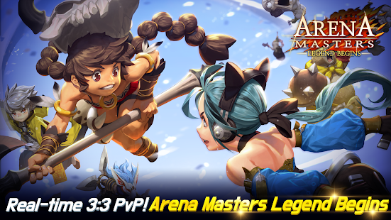 How to hack Arena Masters - Legend Begins for android free