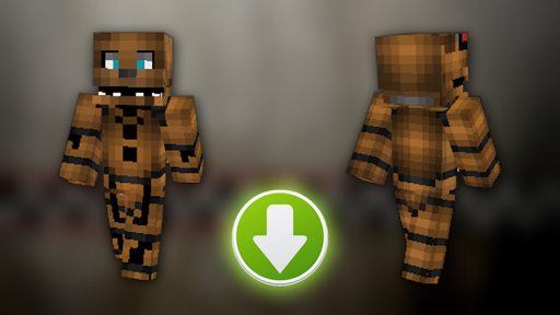 Skin FNAF for Minecraft
