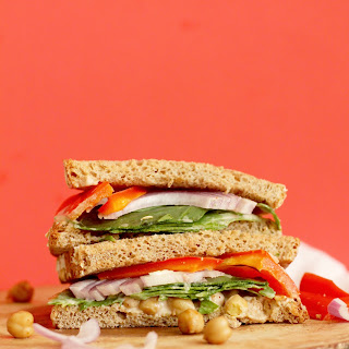 Spicy BBQ Chickpea Sandwich (V&GF) Recipe