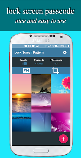 passcode lock screen for PC