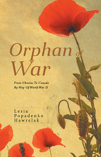 Orphan of War cover