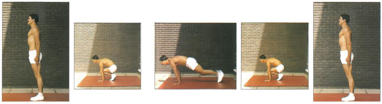 Flexiones piernas