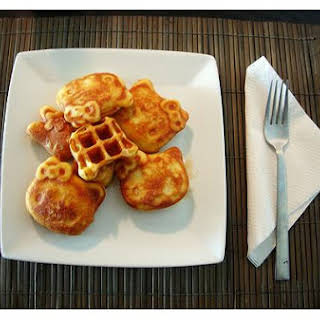 Waffle Or Pancake Mix.