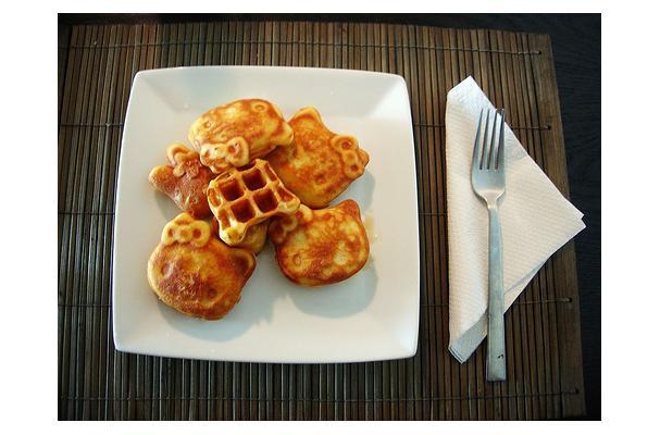 Waffle or Pancake Mix Recipe