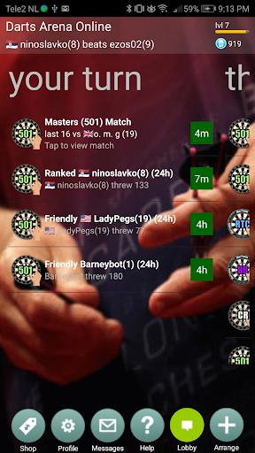 Darts Arena Online 91.0 screenshots 1