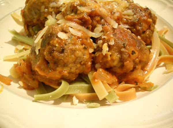 Daddy's Sunday Night Meat Balls Recipe