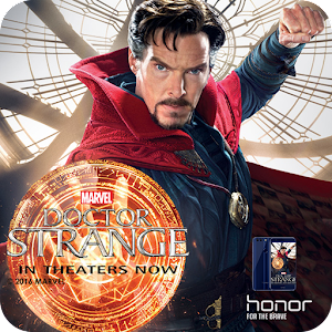 Sorcerer Supreme Kika Keyboard Icon