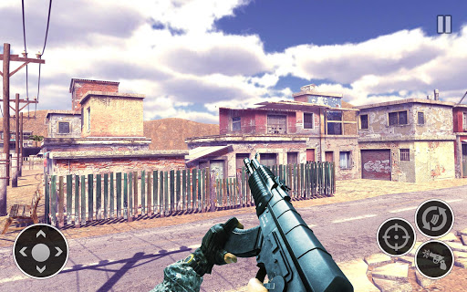 Freedom of Army Zombie Shooter: Free FPS Shooting 1.5 screenshots 2