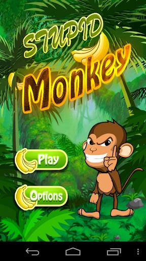 Stupid Monkey Can't Eat Banana
