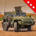 Jigsaw Combat Vehicle Puzzles: Free Smart Mosaic icon
