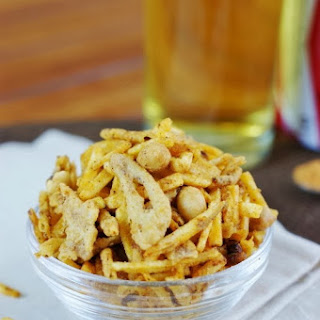 Taco Pick-Up-Sticks Snack Mix