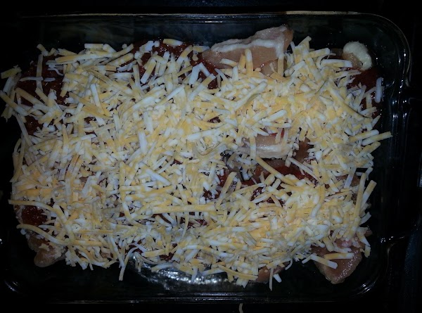 sprinkle cheese