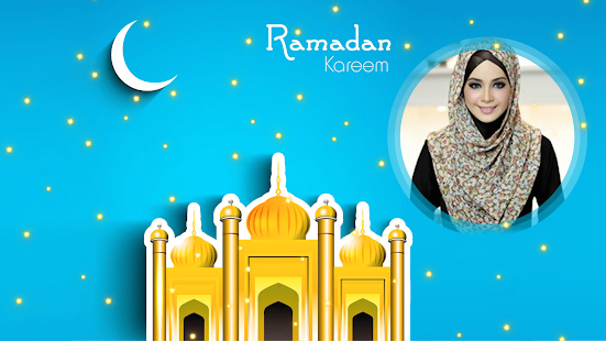 Ramadan Photo Frame 2017- Ramadan Eid Photo Editor - náhled