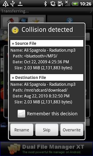 Bluetooth File Transfer screenshot 6