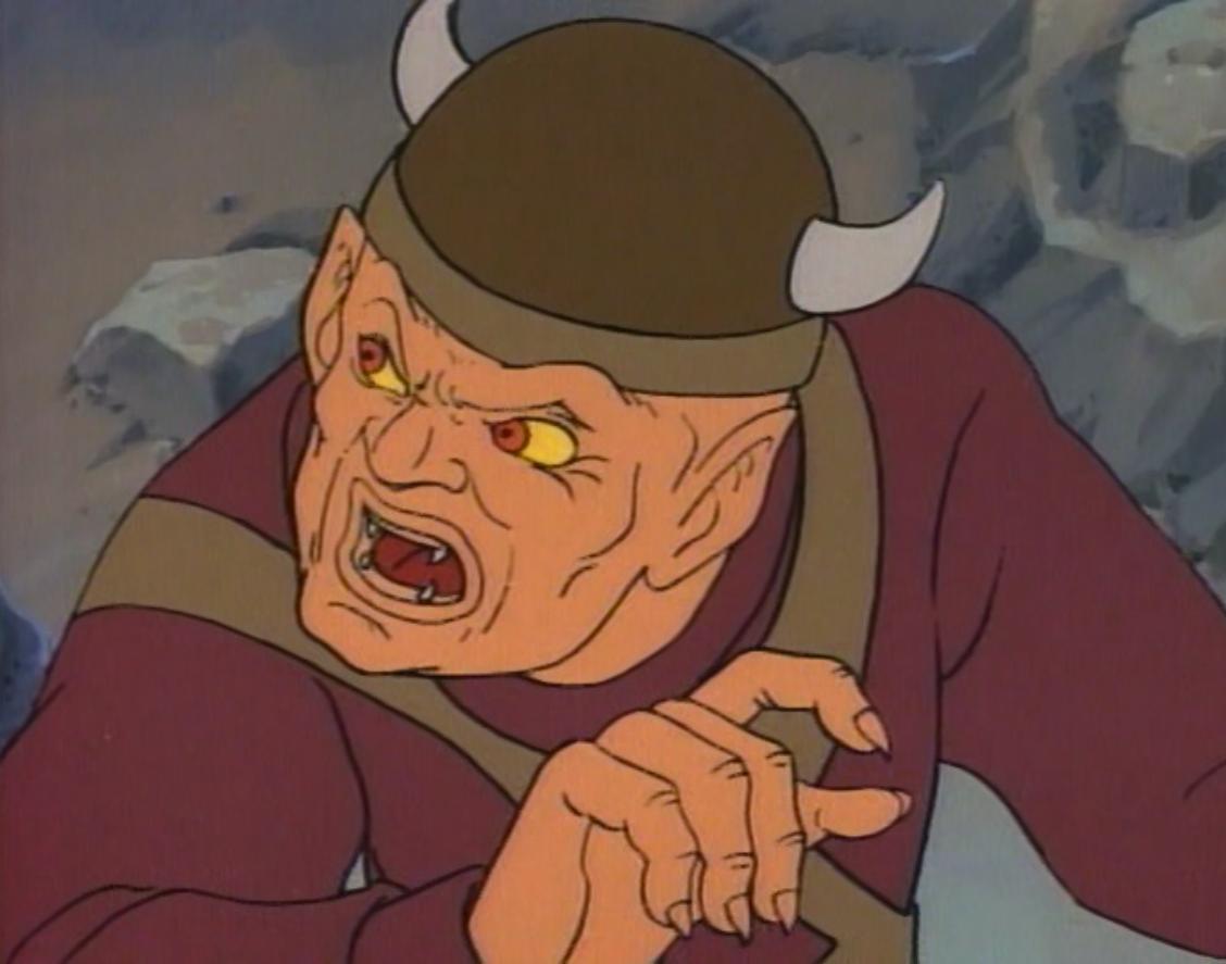 Ugar the Goblin King