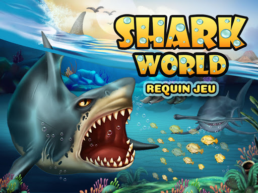 Code Triche Shark World APK MOD screenshots 1