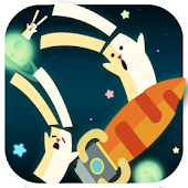 Space Carrot Bunny
