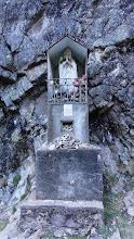 Photo: Chapelle de la Santete, début des gorges de la Clarabide.