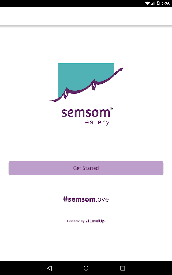 Semsom Eatery- screenshot