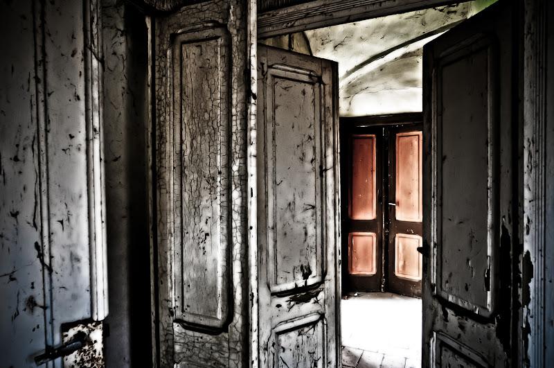 Entrare o uscire? di Pier Gatti photography