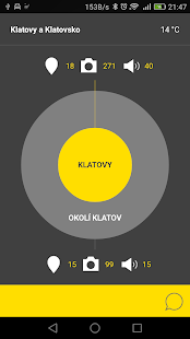 Klatovy - Klatovsko audio tour- screenshot thumbnail