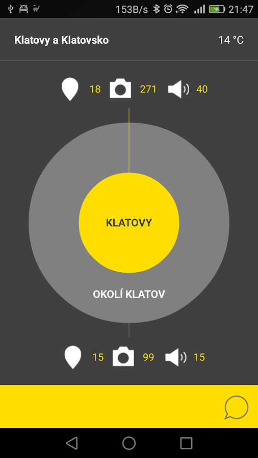 Klatovy - Klatovsko audio tour- screenshot